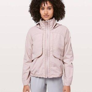 Lululemon Always Effortless Jacket, Pink Bliss, 4